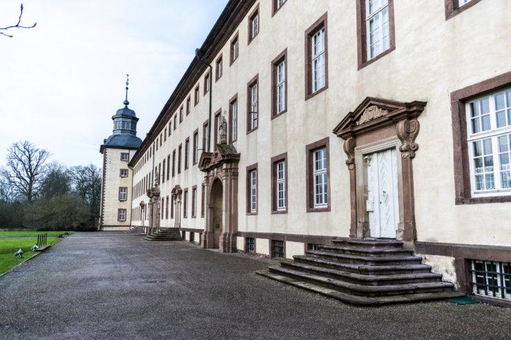 Schloss, Corvey, Schloss Corvey, kultur, unesco, cultur, fotografie